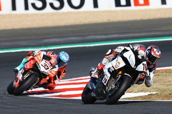 Loris Baz, Althea Racing, Marco Melandri, Aruba.it Racing-Ducati SBK Team