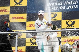 Podio Gary Paffett, Mercedes-AMG Team HWA