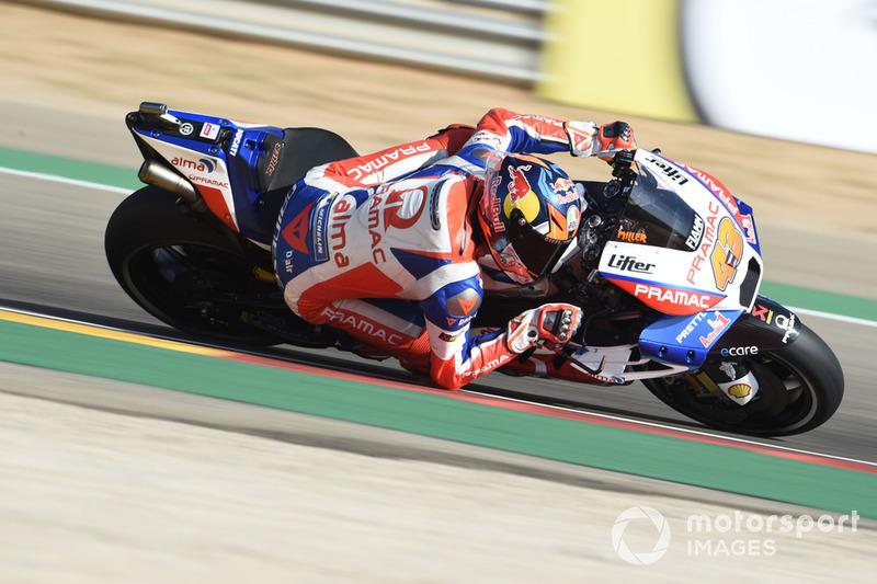 Джек Міллер, Pramac Racing