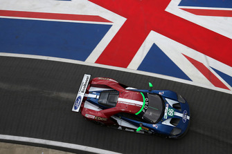 #66 Ford Chip Ganassi Racing Ford GT: Stefan Mucke, Olivier Pla