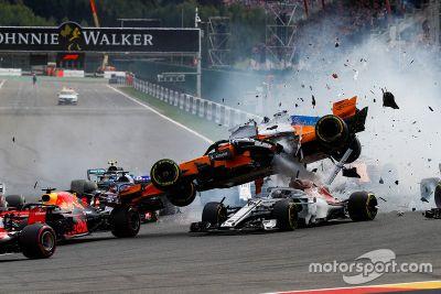 Accidentes y acciones