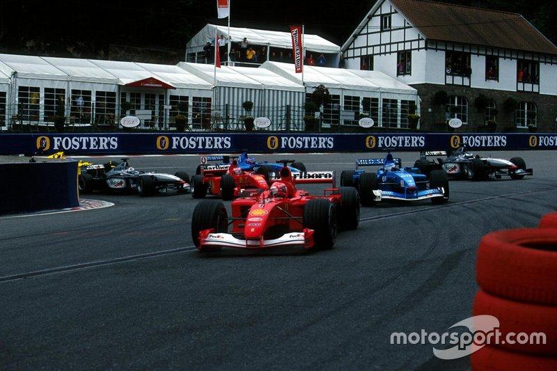 Гран При Бельгии 2001