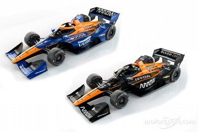 Presentación de Arrow McLaren SP