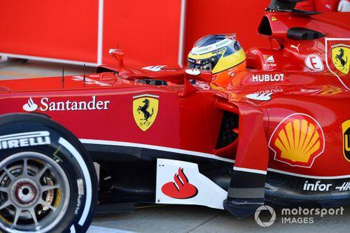 Test à Silverstone en juillet