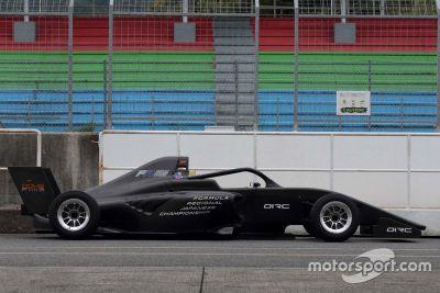 Dome F111/3 testing