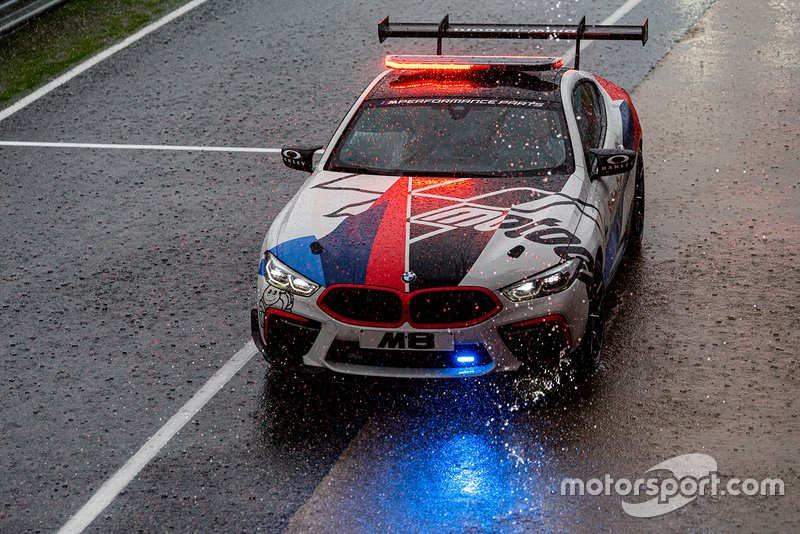 MotoGP Safety Car in rain