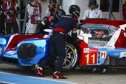 Михаил Алешин, Виталий Петров, Дженсон Баттон, SMP Racing, BR Engineering BR1 (№11)