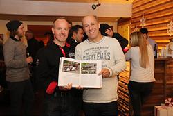 Marcel Steiner, Swiss Hillclimb Champion, und Daniel Hadorn, former touring car champion