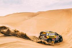#322 Renault: Emiliano Spataro, Santiago Hansen