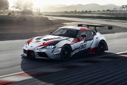 2018 Toyota Supra Racing konsept