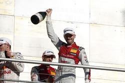 Подиум: Рене Раст, Audi Sport Team Rosberg