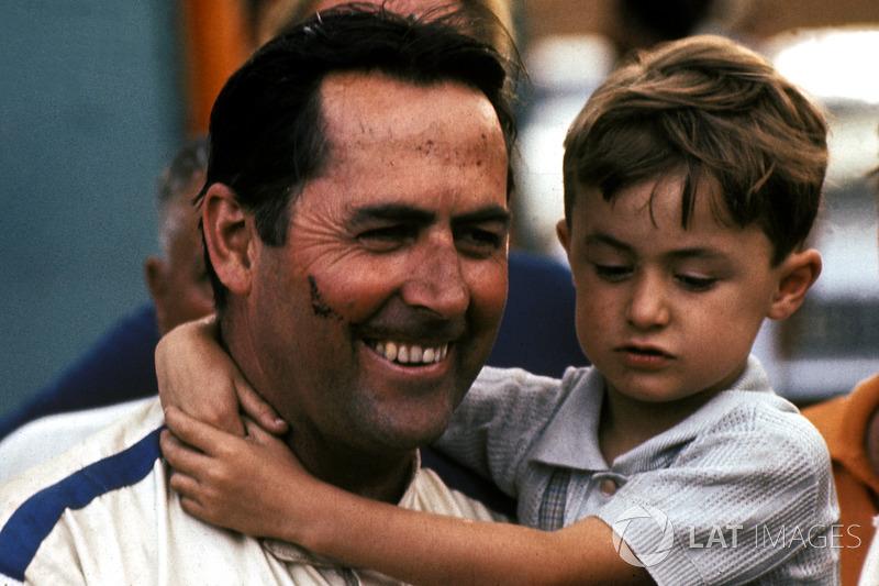 Jack Brabham: 2 Grand Chelem