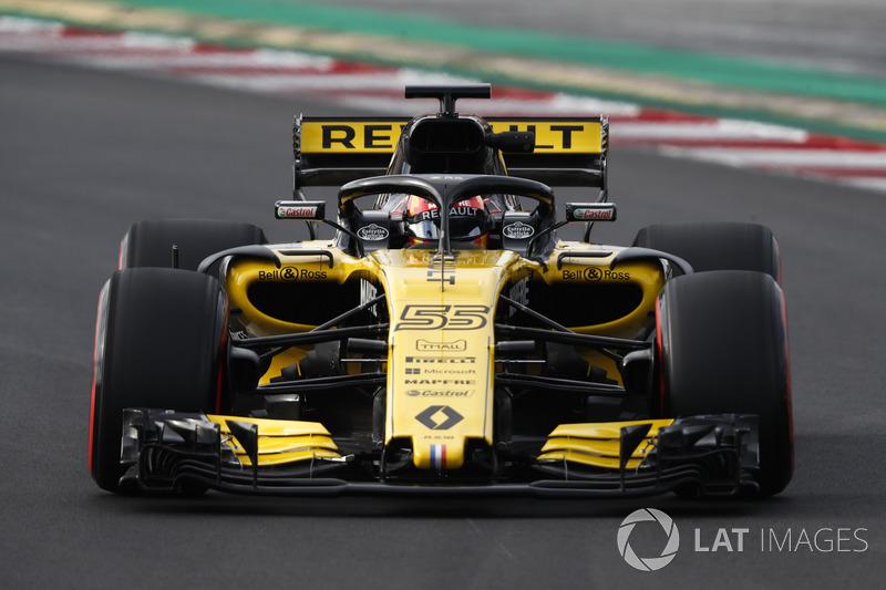 6 місце — Карлос Сайнс, Renault