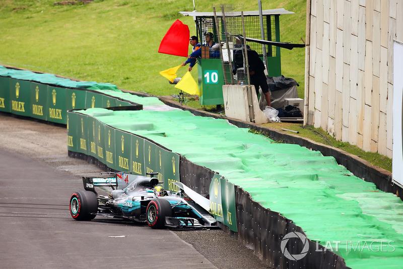 Desde el Pitlane: Lewis Hamilton, Mercedes AMG F1 W08