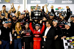 Austin Dillon, Richard Childress Racing Chevrolet Camaro celebra