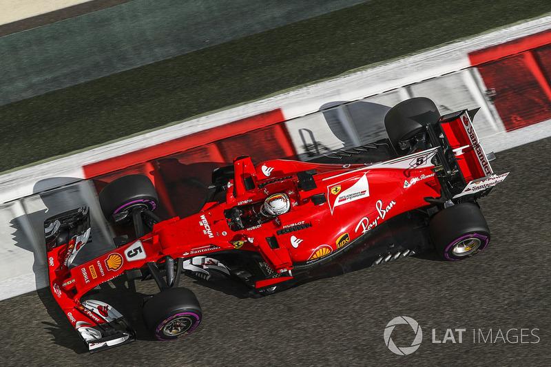 2017 : Ferrari SF70H