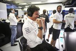 Керівник Mercedes AMG Тото Вольфф