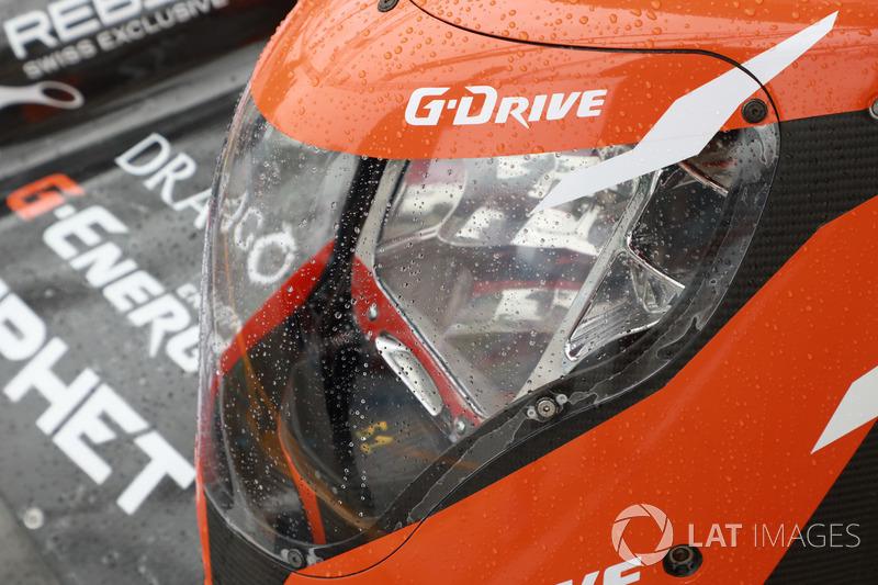G-Drive ORECA 07 dettaglio