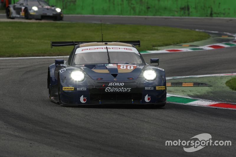 7. LMGTE-Am: #80 Ebimotors, Porsche 911 RSR