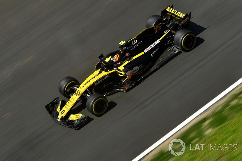 9: Carlos Sainz Jr., Renault Sport F1 Team R.S. 18, 1'17.790