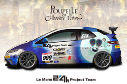 Le Mans 24h Project Team