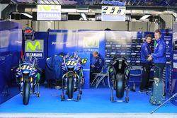 Motoren van Valentino Rossi, Yamaha Factory Racing