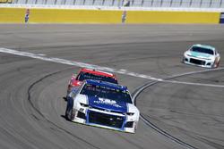 Alex Bowman, Hendrick Motorsports, Chevrolet Camaro Nationwide, Daniel Suarez, Joe Gibbs Racing, Toyota Camry Coca-Cola