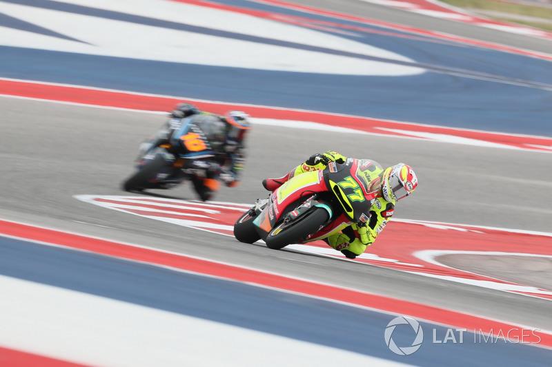 Dominique Aegerter, Kiefer Racing