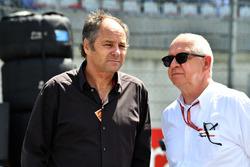 Gerhard Berger, Burkhard Hummell, WWP Agencyon the grid