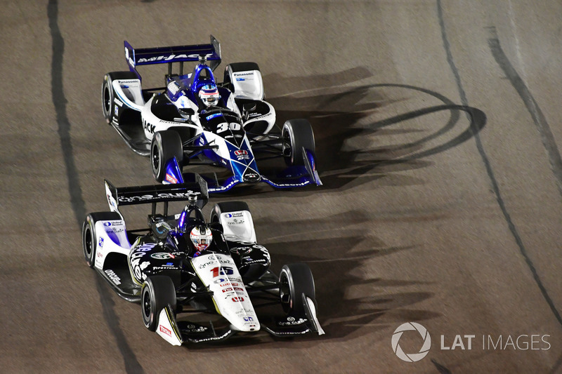The second year of RLLR's Graham Rahal-Takuma Sato partnership needs to start bearing fruit.