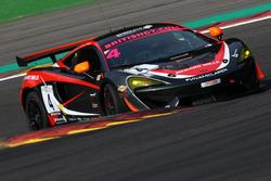 #4 Tolman Motorsport McLaren 570S GT4: Michael O'Brien, Charlie Fagg