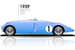1939 Bugatti Type 57S
