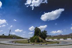 Renn-Action auf dem Sachsenring