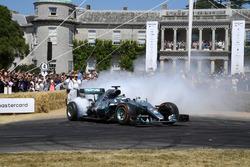 Valtteri Bottas Mercedes Benz F1 W07