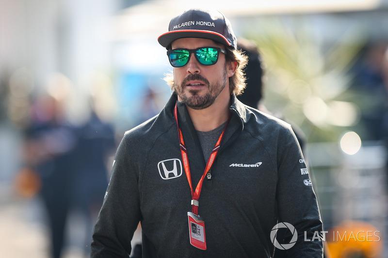 Fernando Alonso - 5 (12º no ranking): GPs da grã-Bretanha 2006, Mônaco e Itália em 2007 e Itália e Cingapura de 2010.