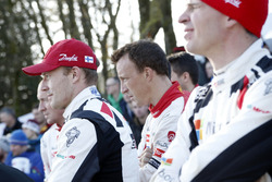 Jari-Matti Latvala, Toyota Racing, Kris Meeke, Citroën World Rally Team