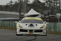 #108 Ferrari of Central Florida Ferrari 488: David Lo