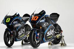 Sky Racing Team VR46 launch: Moto3 riders Nicolo Bulega, Dennis Foggia