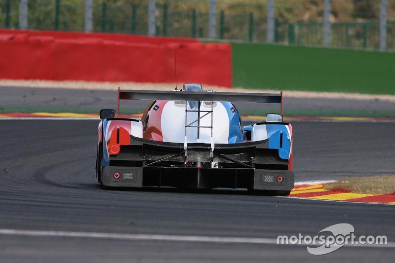 #10 Graff, Ligier JS P3-Nissan: John Falb, Sean Rayhall, Vicente Potolicchio