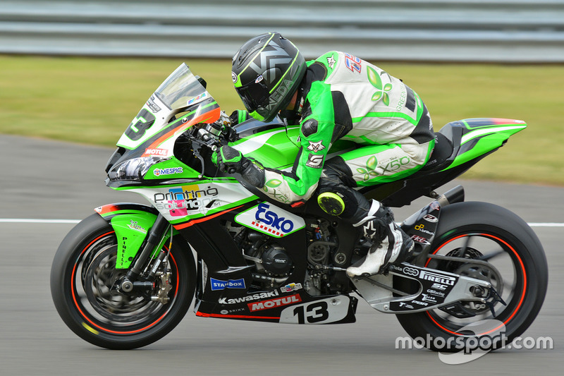 Anthony West, Pedercini Racing