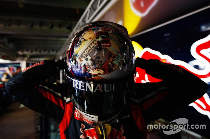 Sebastian Vettel, GP Mónaco 2011
