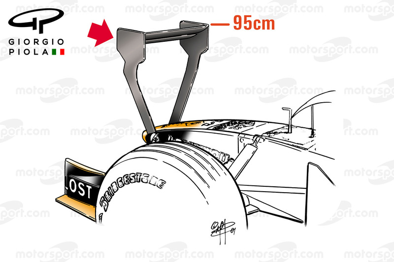 Arrows A22 front view, Monaco GP