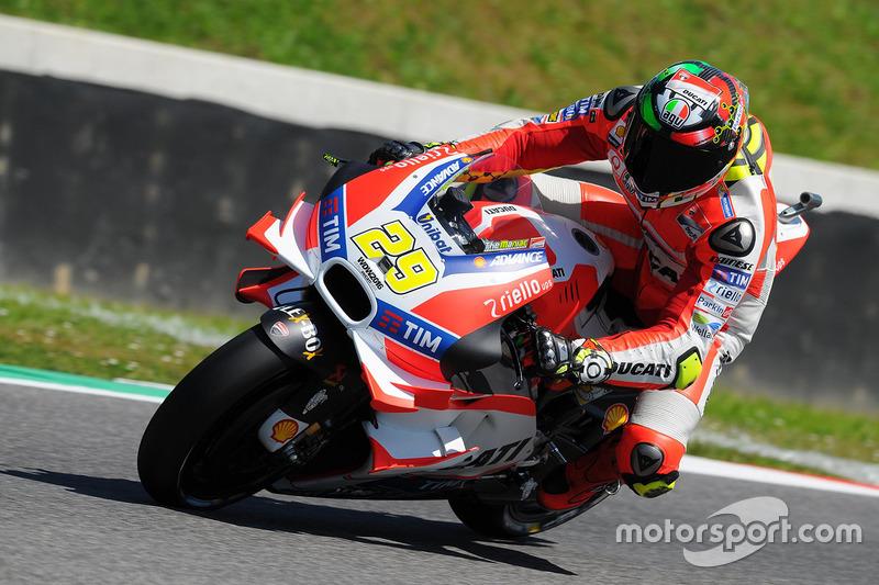 Andrea Iannone (Ducati) 3. Platz