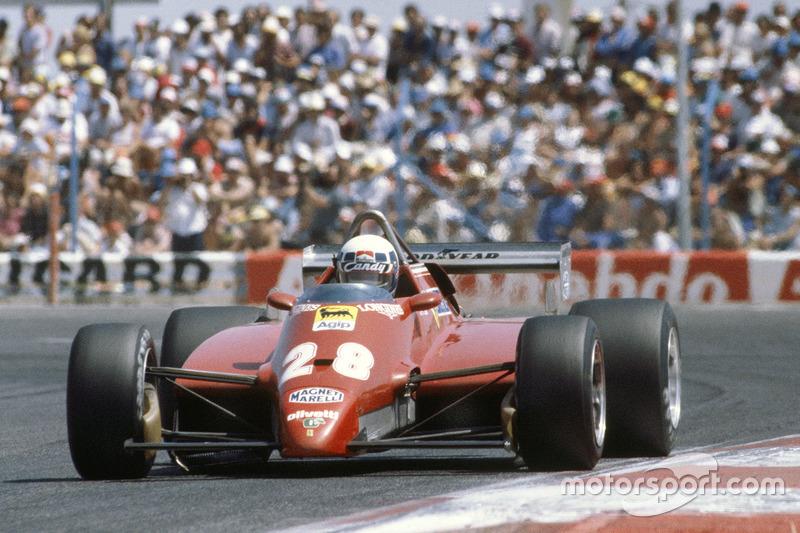 #10: Ferrari 126C2 von 1982