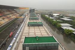 Паддок Shanghai circuit