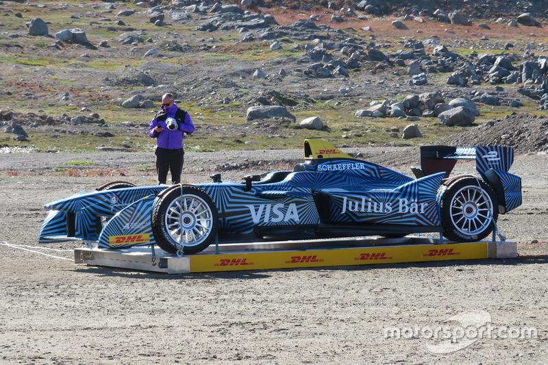 سيارة فورمولا إي