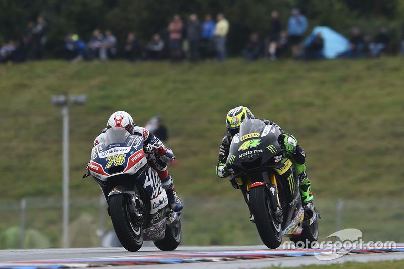 Loris Baz, Avintia Racing, Pol Espargaro, Tech 3 Yamaha