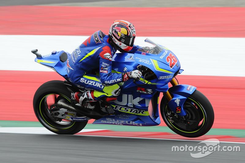 6. Maverick Viñales, Team Suzuki MotoGP