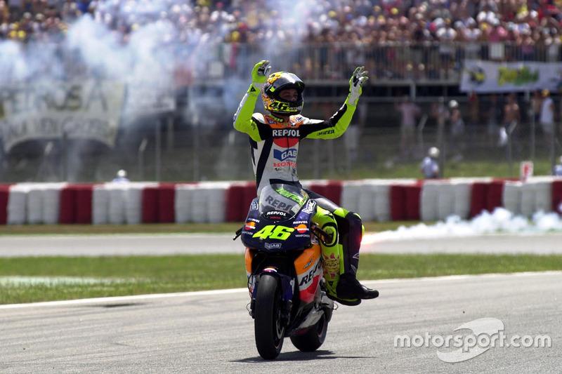 #18 MotoGP Catalunya 2002