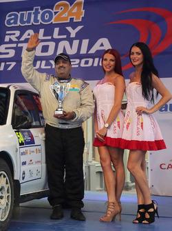 Sanjay Takale, Subaru Impreza STI